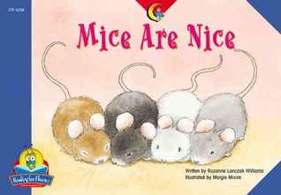 Mice Are Nice Rozanne Lanczak Williams