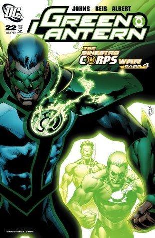 Green Lantern #22 Geoff Johns