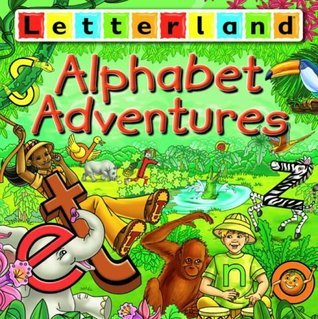 New Alphabet Adventures (Letterland Picture Books)  by  Lyn Wendon