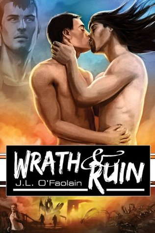 Wrath & Ruin (No More Heroes #3) J.L. OFaolain