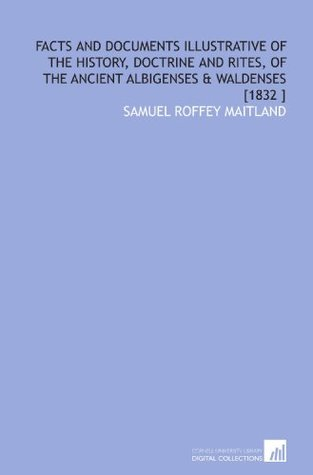 Twelve Letters on Foxs Acts and Monuments  by  Samuel Roffey Maitland