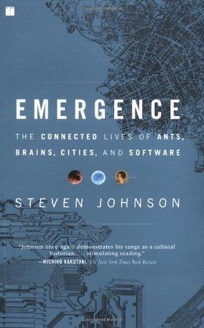Emergence  by  Steven Johnson