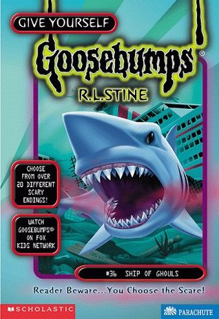 Ship of Ghouls (Give Yourself Goosebumps, #36)  by  R.L. Stine