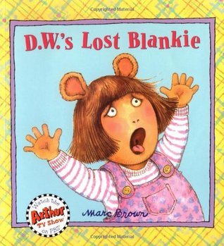 D.W.s Lost Blankie Marc Brown