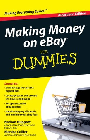 Making Money on Ebay for Dummies  by  Nathan Huppatz