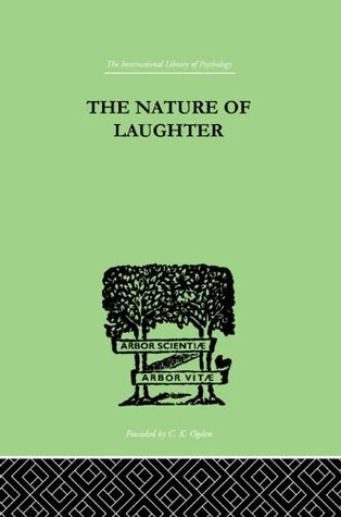 The Nature Of Laughter  by  J.C. Gregory
