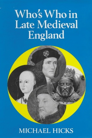 Edward IV  by  M. A. Hicks
