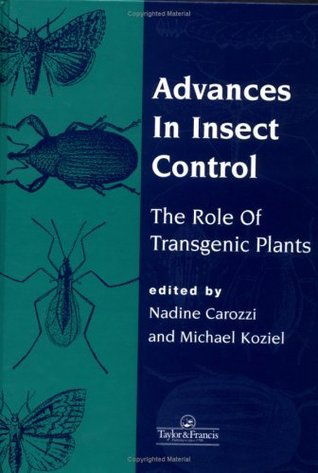 Advances In Insect Control MICHAEL KOZIEL