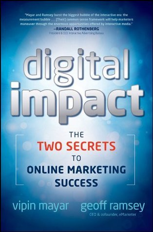 Digital Impact: The Two Secrets to Online Marketing Success  by  Vipin Mayar