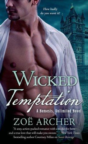 Wicked Temptation Zoe Archer