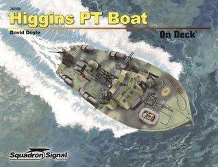 Higgins PT Boats On Deck (26008) David Doyle