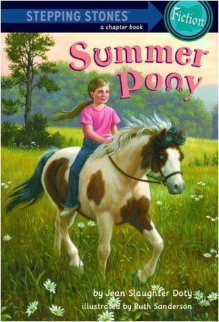 Summer Pony (A Stepping Stone Book) Jean Slaughter Doty