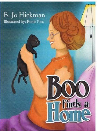 Boo Finds A Home  by  B. Jo Hickman