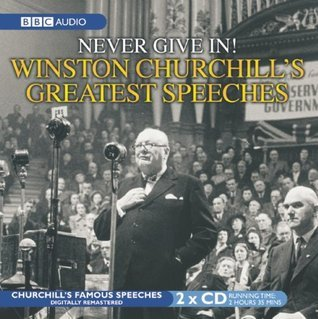 Never Give In! Churchills Greatest Speeches Winston S. Churchill