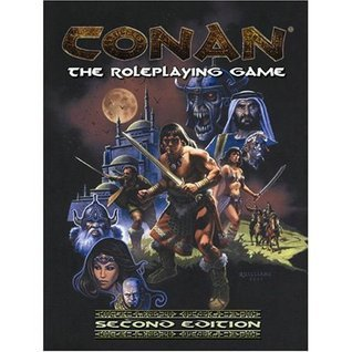 Conan: The Roleplaying Game, 2nd Edition Gareth Ryder-Hanrahan