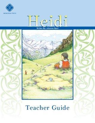 Heidi Teacher Guide Highlands Latin School Faculty