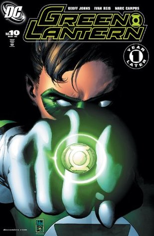 Green Lantern #10 Geoff Johns