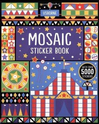 Mosaic Sticker Book  by  Joanne Kirby