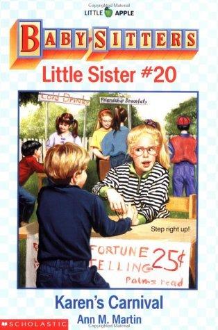 Karens Carnival (Baby-Sitters Little Sister, #20)  by  Ann M. Martin