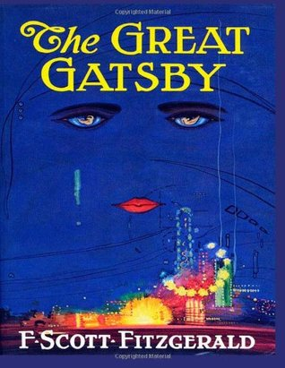 The Great Gatsby: Large Print Edition  by  F. Scott Fitzgerald