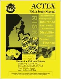 Fm/2 Study Manual Volume 1 Matthew J. Hassett