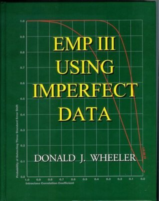 EMP (Evaluating the Measurement Process) III Using Imperfect Data Donald J. Wheeler