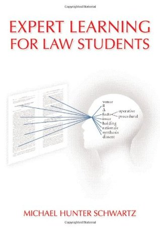 Expert Learning For Law Students Michael Hunter Schwartz