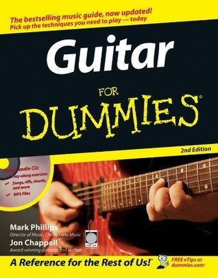 Guitar For Dummies Mark Phillips