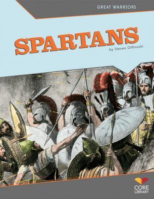 Spartans eBook  by  Steven Otfinoski