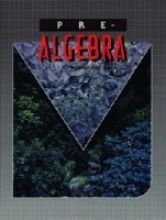 Pre - Algebra: For Christian schools  by  Hal C Oberholzer