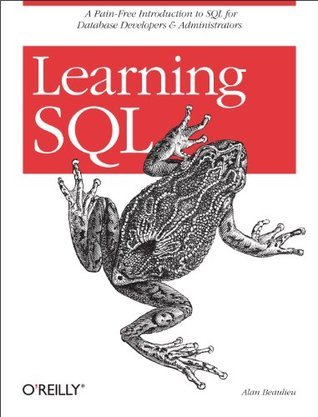Learning SQL  by  Alan Beaulieu