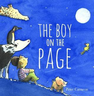 The Boy on the Page Peter Carnavas