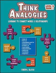Think Analogies Book B1  by  Cheryl Block