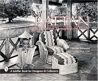 Rattan Furniture  by  Harvey Schwartz