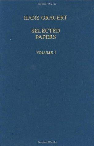 Selected Papers Hans Grauert