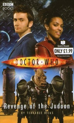 Doctor Who Revenge of the Judoon  by  Terrance Dicks