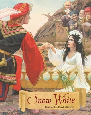 Snow White: A Tale from the Brothers Grimm  by  Charles Santore