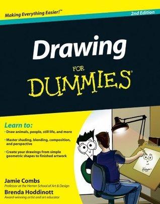 Drawing For Dummies Brenda Hoddinott
