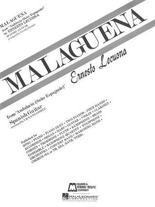 Malaguena: Guitar Solo  by  Ernesto Lecuona
