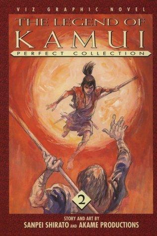 The Legend of Kamui: Perfect Collection, Vol. 2 Sanpei Shirato