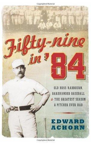 Fifty-Nine in 84  by  Edward Achorn