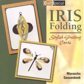 Iris Folding Stylish Greeting Cards Maruscha Gaasenbeek