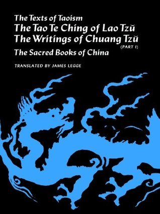 The Texts of Taoism, Part I: 001  by  James Legge