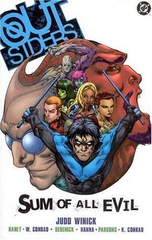 Outsiders, Vol. 2: Sum of All Evil  by  Judd Winick