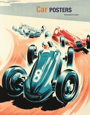 Car Posters  by  Emmanuel Lopez