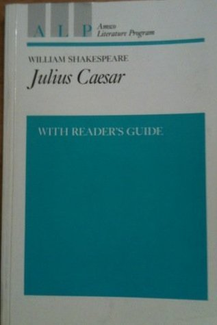 Julius Caesar With Readers Guide  by  William Shakespeare