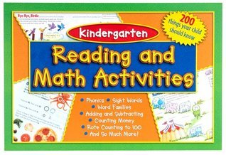 Reading and Activities: Kids Wide Activity Pad: Kindergarten  by  Publications International Ltd.