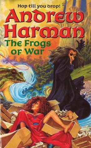 The Frogs Of War  by  Andrew Harman