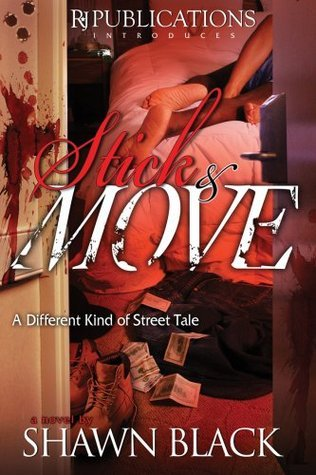 Stick N Move Black Shawn