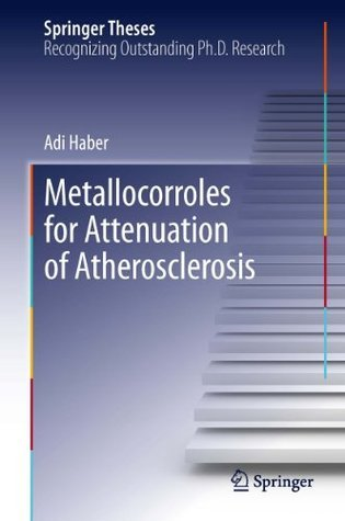 Metallocorroles for Attenuation of Atherosclerosis: 0 Adi Haber